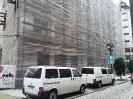 Reparación de fachada en Vigo